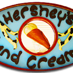 Boardwwalk Treats Hershey's Creamery logo