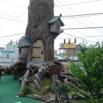Troll Tree eighth hole at mini golf in Ocean City
